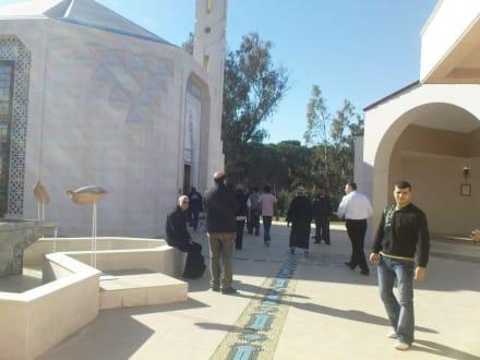 Freitagsgebet - Garten der Toleranz