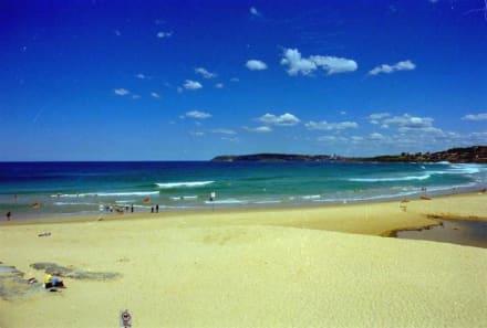 Strand in Sydney - Bondi Beach