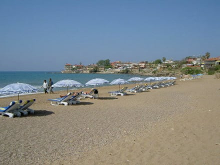 Strand - Strand Side