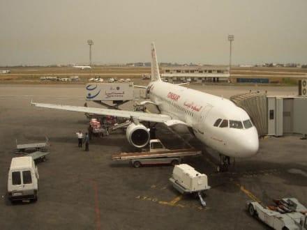 Tunis Air - Flughafen Monastir (MIR)