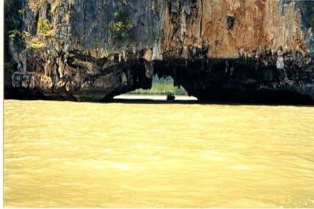 Phang Nga - Kajaktour Andaman Seakajak Phuket