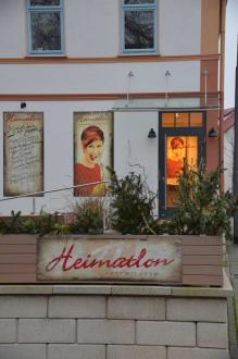 Eingang Heimatlon Bild Restaurant Heimatlon In Steinbach Hallenberg