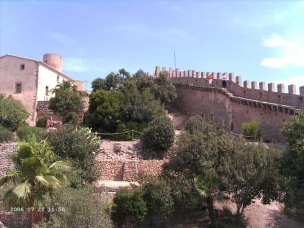 Castell in Capdepera - Castell de Capdepera