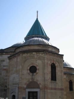 Mevlana-Kloster - Mevlana Kloster / Museum