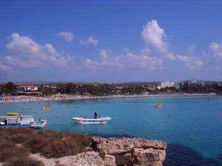 Badebucht Nissi Beach - Nissi Beach