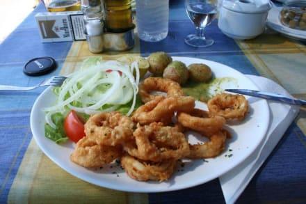 Tintenfischringe - La Lapa Bar
