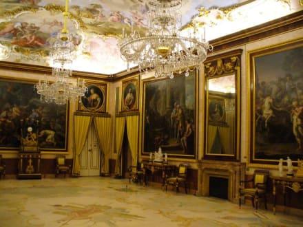 im Schloss - Schloss Aranjuez