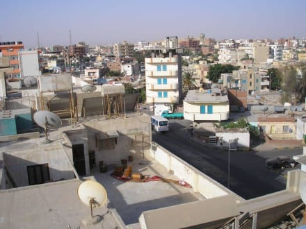 Hurghada City - Zentrum Hurghada