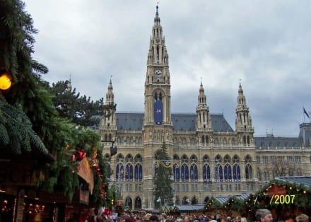 Weihnachten in Wien - Rathaus