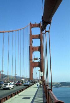 Golden Gate - Golden Gate Bridge
