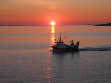 Fischfangschiff - Rorvik