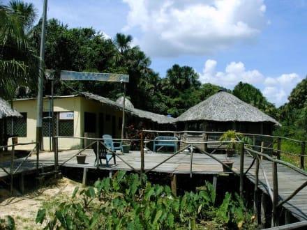 Camp Boral von LTA - Orinoco Delta