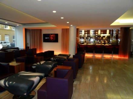 Bar, Sitzecke - Pakat Suites Hotel