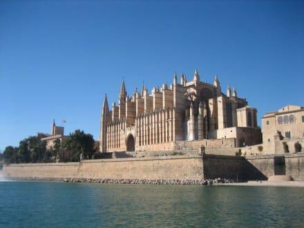 Palma de Mallorca / Kathedrale - Kathedrale La Seu