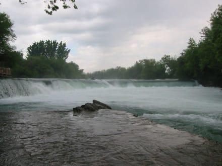 Wassefall - Manavgat Wasserfälle