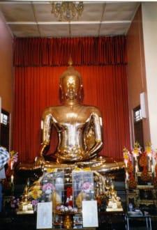 Goldener Buddah - Wat Traimit / Goldener Buddha