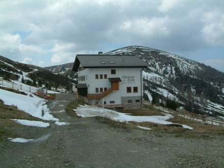 Meraner Hütte - Meraner Hütte