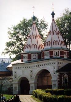 Stadt/Ort - Kirchen und Klöster