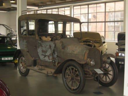 DIXI Typ9 Limousine, 1912 - Automobile Welt Eisenach
