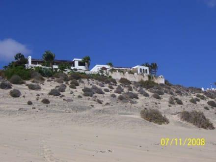 Spaziergang am Strand  - Strand Playa de Esquinzo / Playa de Butihondo