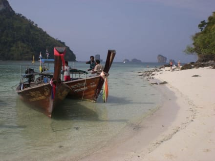 Tup Island - Rundreise Südthailand
