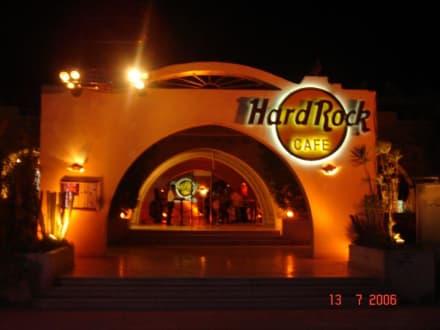 Hard Rock Cafe bei Nacht - Hard Rock Cafe