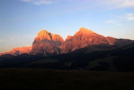 Mountain/Volcano/Hills - Langkofelgruppe Trekking