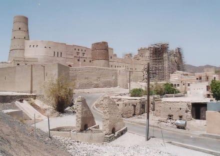 Bahla - Festung Hisn Tamah