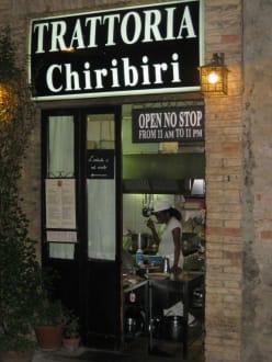 Restaurant - Chiribiri Restaurant