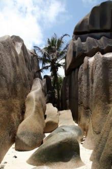La Digue, Anse Source d'Argent - Anse Source d'Argent
