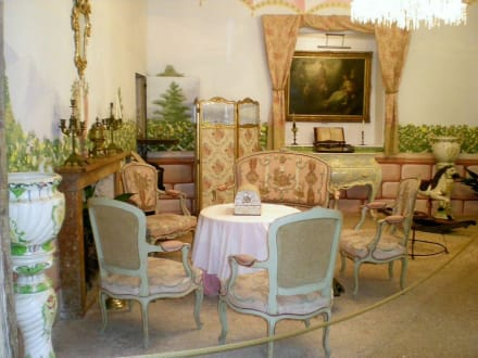 historische Möbel - La Granja