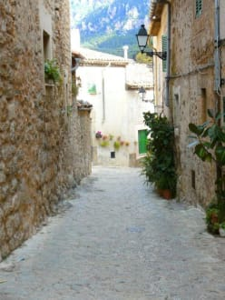 Spaziergang durch Valldemossa - Altstadt Valldemosa/Valldemossa