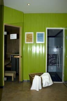 Wellnessbereich - Das Landhaus Prägant Ferienappartements