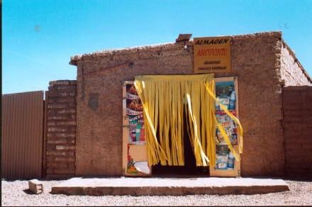 """""""Supermercado"""" in San Pedro - San Pedro de Atacama"""