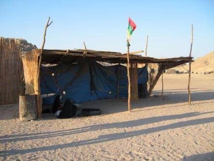 Bäckerei bei den Beduinen - Wüstentour Hurghada