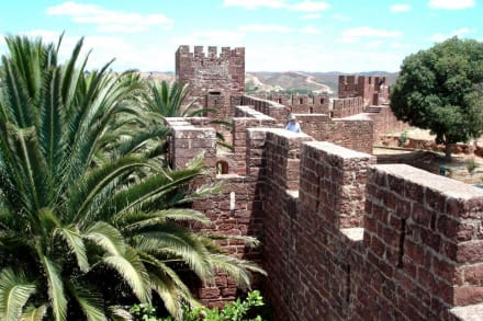 Burg in Silves - Burg in Silves