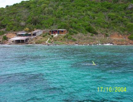 Los Frailes - Segeltour Isla de Coche-Isla Los Frailes