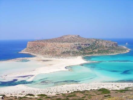 Wow! What a beach! - Strand Gramvoussa