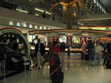 Dubai Duty Free - Flughafen Dubai (DXB)