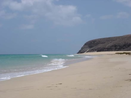 Strandwanderung - Strand Jandia