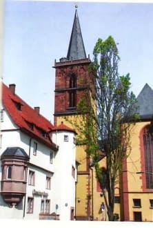 Stiftskirche Wertheim - Stiftskirche
