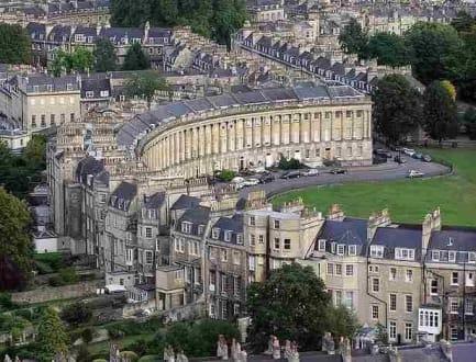Oxford - Altstadt Oxford