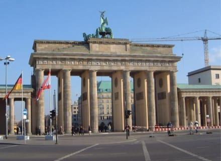 Berlin,Brandenburger Tor - Brandenburger Tor