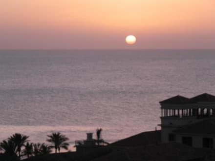Sonnenuntergang - Lopesan Costa Meloneras Resort, Spa & Casino