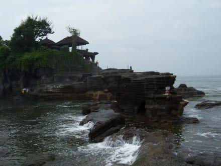 Tanah Lot Felsentempel - Tempel Tanah Lot