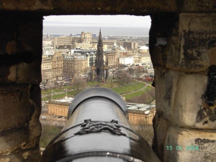 Edinburgh castle - Edinburgh Castle