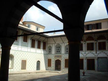 Burg/Palast/Schloss/Ruine - Topkapi-Palast