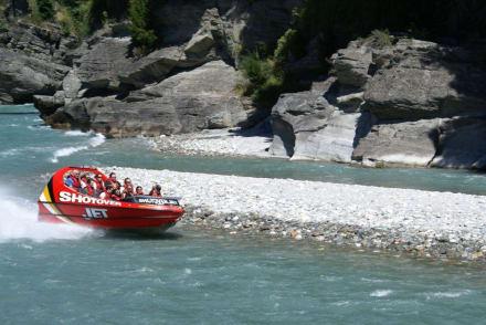 Shotover Jet - Shotover River