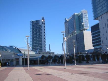 Einkaufszentrum Diagonal Mar - Diagonal Mar