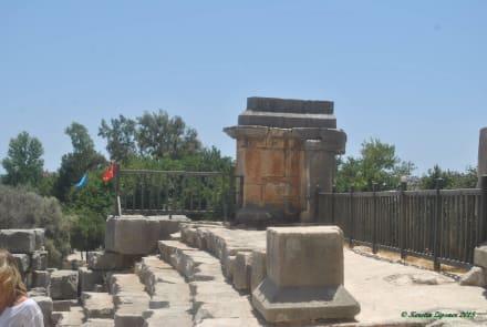 Demre - Amphitheater - Theater von Myra